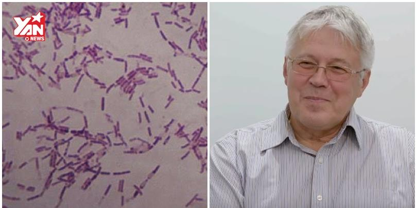 """Lần đầu tiên tiêm """"vi khuẩn bất tử"""" vào cơ thể người!"""