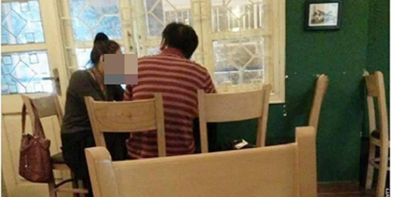 Nghẹn ngào câu chuyện đôi vợ chồng sắp li hôn trong quán cà phê