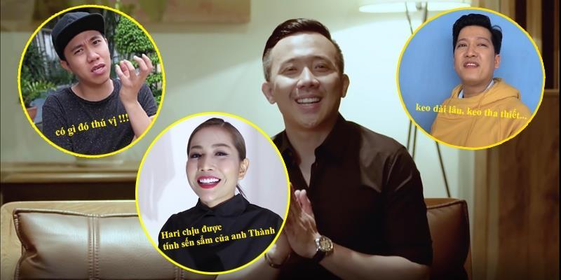 Hé lộ đoạn clip các nghệ sĩ Việt cùng chồng nói về Hari
