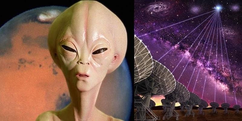 Đã xác định nguồn gốc tín hiệu bí ẩn nghi của người ngoài hành tinh?