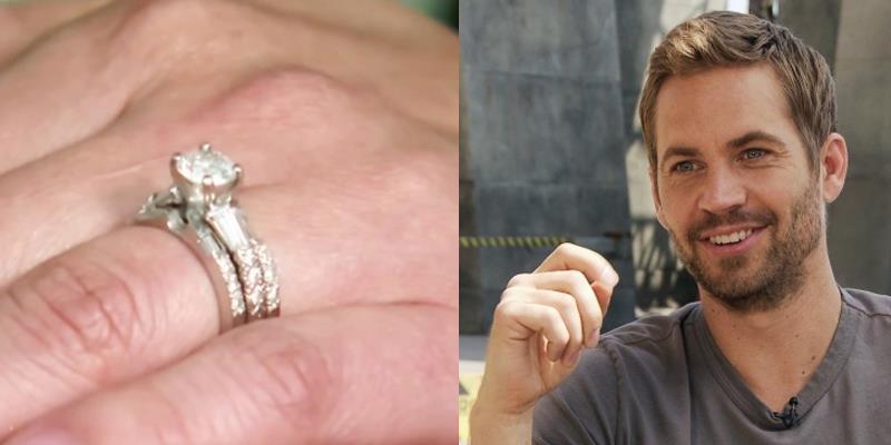 Ngày Paul Walker còn sống, anh đã từng mua một chiếc nhẫn 9000 đô la