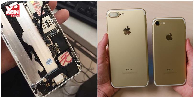 Coi chừng mua lầm iPhone quốc tế nhưng ruột là hàng lock