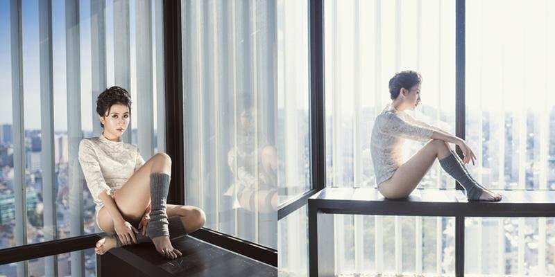 Không thể tin nổi: Quỳnh Anh Shyn tuổi 21 lột xác quyến rũ đầy táo bạo
