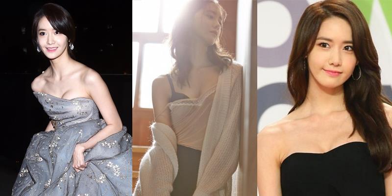 """Những khoảnh khắc """"sexy"""" khó cưỡng của ngọc nữ Yoona"""