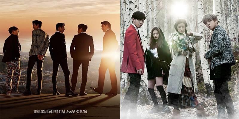 """Những bộ phim """"dở ẹt"""" với dàn diễn viên khủng của Hàn Quốc"""