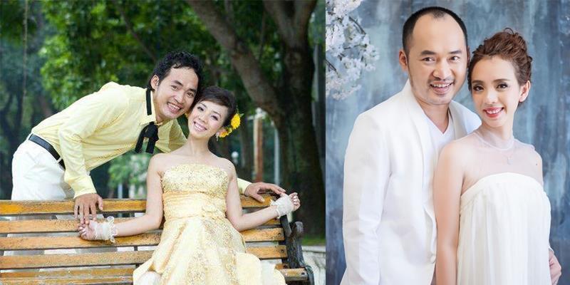 """Kỉ niệm 6 năm ngày cưới, Thu Trang-Tiến Luật """"hấp hôn"""" siêu dễ thương!"""
