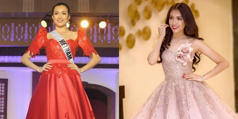 Lệ Hằng lọt top 5 thí sinh được yêu thích nhất Miss Universe 2016