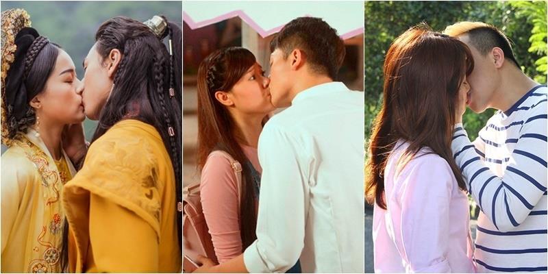"""Những nụ hôn khiến sao Việt bị """"ám ảnh"""" khi nhớ lại"""