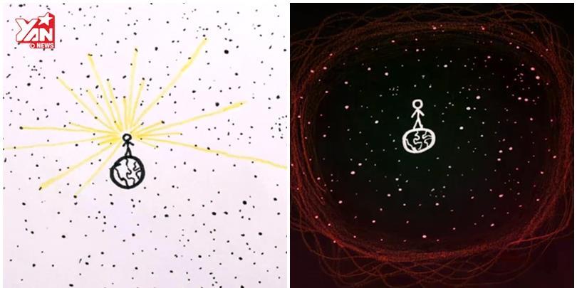 Cuối cùng khoa học cũng đã giải thích vì sao ban đêm trời lại tối?