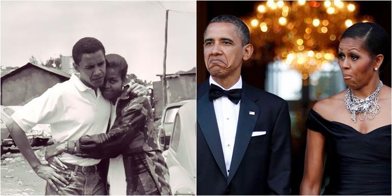 Cả thế giới phải nghiêng mình ngưỡng mộ tình yêu của Obama và vợ