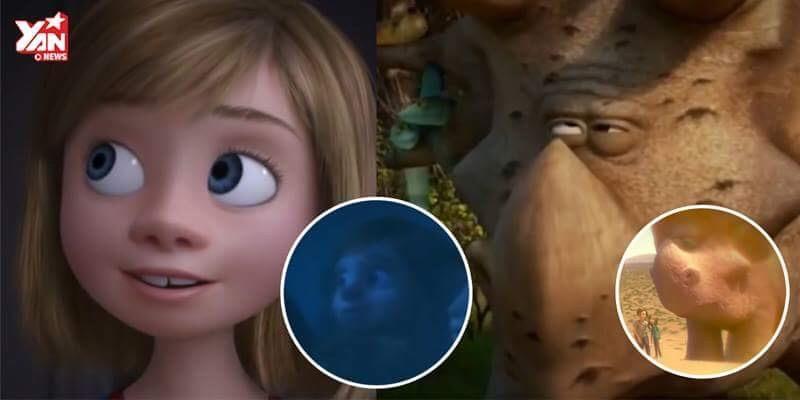 Sự liên kết các bộ phim Disney mà bạn không bao giờ phát hiện