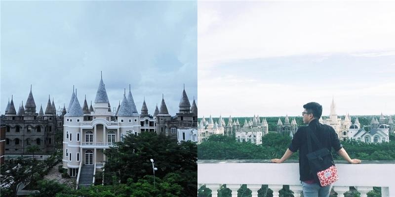 """Giới trẻ Việt xôn xao với """"trường phù thủy Hogwarts"""" ngoài đời thực"""
