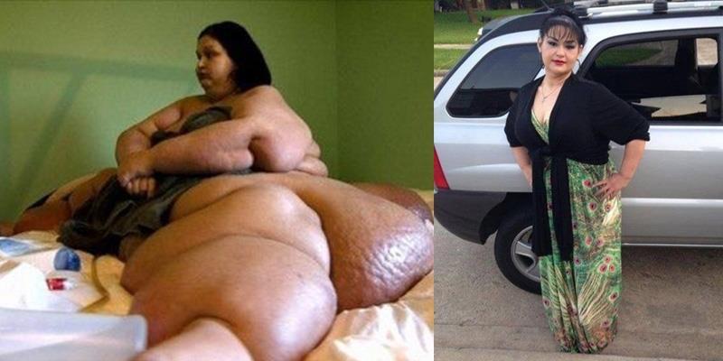 """""""Cô gái bự nhất thế giới"""" quyến rũ bất ngờ sau hành trình giảm cân"""
