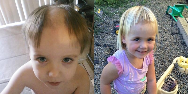 Khi bọn con nít lén cắt tóc cho mình, và đây là hậu quả