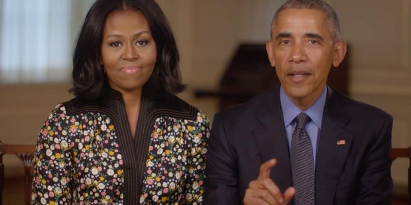 Xúc động trước những thông điệp cuối cùng của Tổng thống Obama