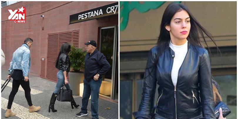 """Chán """"bay nhảy"""", Ronaldo quyết định đưa bạn gái về ra mắt gia đình"""