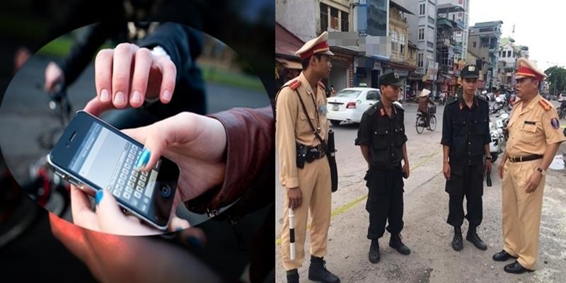 Hi hữu vụ việc cướp điện thoại xong, bắt nạn nhân chở ra bến xe về quê