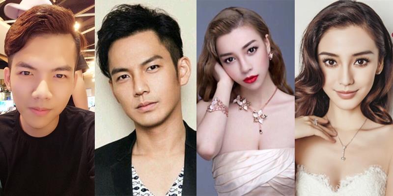 Angela Baby, Chung Hán Lương bị ném đá vì bê bối trong phim mới