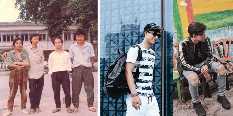 Sinh viên Việt Nam – Ngày ấy bây giờ