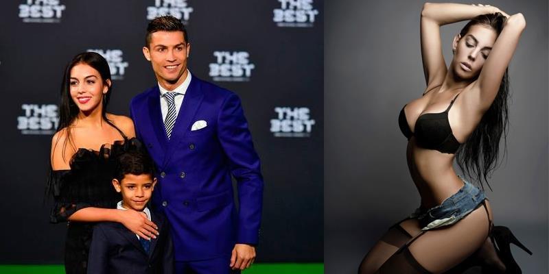 """Chân dung mỹ nhân khiến Ronaldo """"mơ đến ngôi nhà và những đứa trẻ"""""""