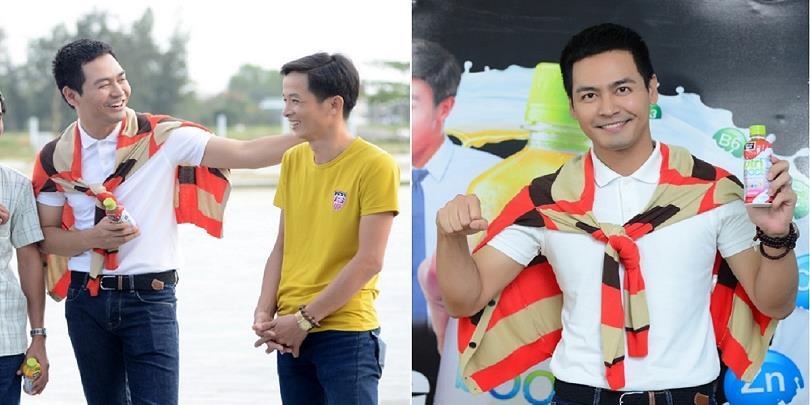 """MC Phan Anh chia sẻ """"bí kíp"""" duy trì sức bền với Nutriboost"""