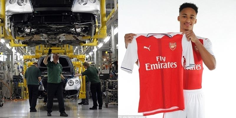 Chỉ 1 cuộc gọi, anh công nhân thất nghiệp trở thành tân binh  Arsenal