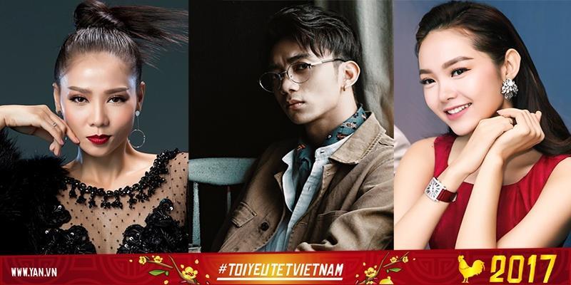 """Thu Minh, Soobin Hoàng Sơn và loạt sao Việt bật mí dự án """"khủng"""" trong năm mới"""