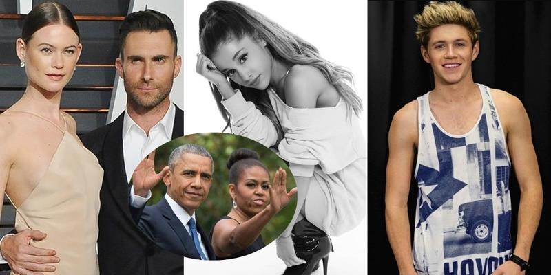 Dàn sao đình đám thế giới nói gì khi ông Obama rời Nhà Trắng?