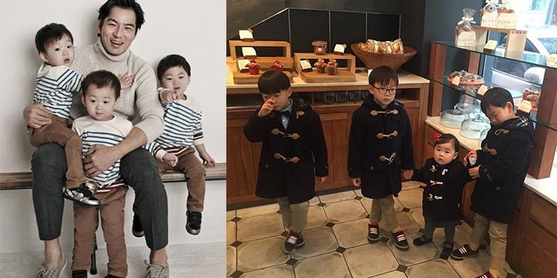 Bạn có còn nhớ 3 em bé quốc dân Daehan Minguk Manse?