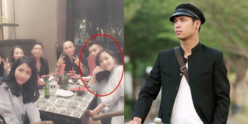 Nghi vấn Trương Thế Vinh hẹn hò bạn thân của Hari Won?