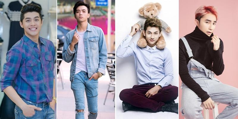 Ai là sao nam 'điển trai' nhất showbiz Việt?