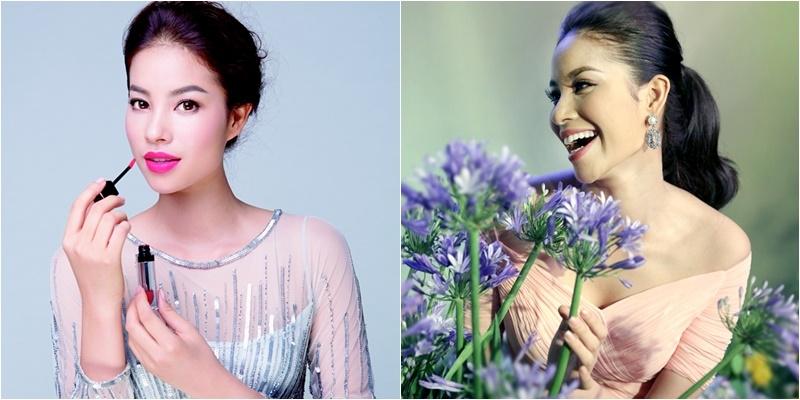 Phạm Hương xứng danh 'Nữ hoàng quảng cáo' mới của showbiz Việt