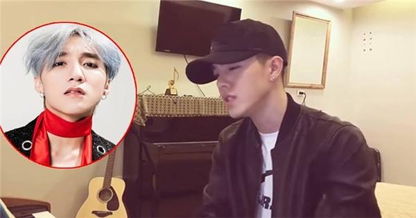 Chàng hotboy khiến MXH dậy sóng với bản cover 'Lạc trôi'