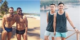 Valentine ngọt ngào của những cặp đồng tính nam 'hot' nhất Instagram