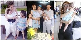 Điểm danh những mỹ nhân Việt 'mắn' đẻ nhất V-biz