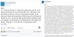 Đau đớn với dòng tâm sự của nữ sinh Hà Nội bị bỏng nặng tại trường