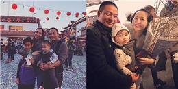 Phát hờn cuộc sống gia đình đầm ấm, hạnh phúc của Kim Hiền trên đất Mỹ