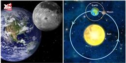 Mặt Trăng đang 'hút' dần oxy trên Trái Đất?