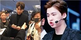 yan.vn - tin sao, ngôi sao - Kí tặng tại sân bay, Lý Dịch Phong đốn tim fans với biểu cảm cực cute