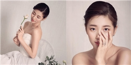 yan.vn - tin sao, ngôi sao - Ngọc nữ Suzy ngọt ngào trong váy cưới trắng tinh khôi