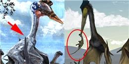 Giật mình với loài sinh vật dám 'xơi tái' khủng long bạo chúa