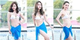 Dàn thí sinh Người đẹp Kinh Bắc 2017 đẹp hút hồn trong phần thi áo tắm