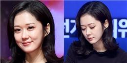 Jang Na Ra 36 tuổi vẫn giữ được làn da căng mịn như thiếu nữ đôi mươi