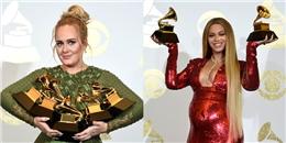 yan.vn - tin sao, ngôi sao - Kết quả Grammy 2017: Cơn lốc mang tên Adele, Justin Bieber tay trắng