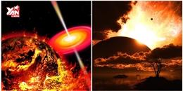 Thiên thạch lớn gấp 10 lần sân bóng đá có thể đâm vào Trái Đất
