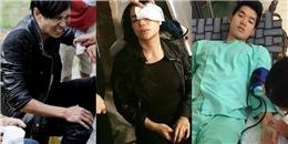"""yan.vn - tin sao, ngôi sao - Những pha tai nạn nguy hiểm khiến sao Việt """"thót tim"""""""
