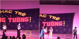 Một góc nhìn khác vụ Trường Giang bỏ diễn khi bị ném chai lên sân khấu
