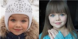 Búp bê 6 tuổi người Nga gây sốt MXH với đôi mắt xanh 'biết nói'