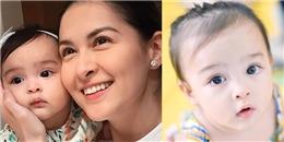 yan.vn - tin sao, ngôi sao - Ngây ngất với vẻ đáng yêu của con gái mĩ nhân đẹp nhất Philippines