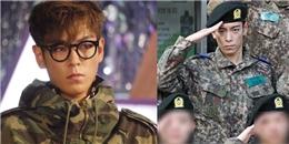 yan.vn - tin sao, ngôi sao - Nhập ngũ chưa bao lâu, TOP đã khiến fan cười rần vì dán sai bảng tên